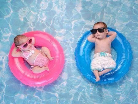 Voyager avec bébé : les soins à emmener en voyage