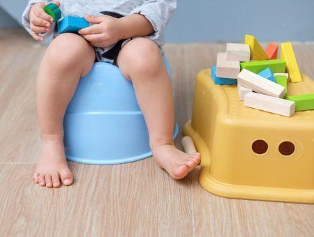 Apprentissage de la propreté : à partir de quel âge ?