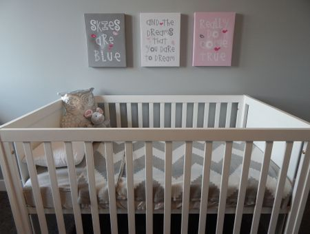 5 indispensables pour la chambre de bébé