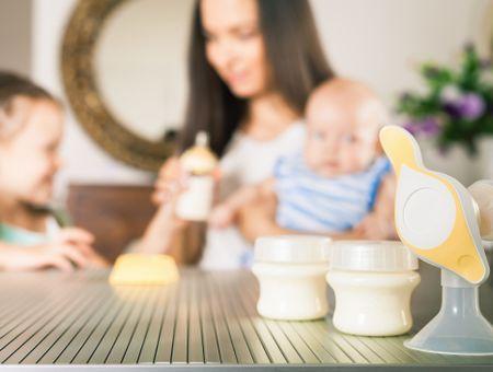 Guide d'achat : top 5 des meilleurs tire-lait