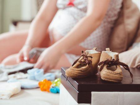 La valise de maternité pour bébé