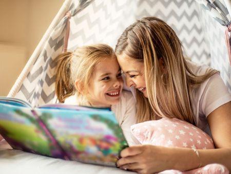 Pourquoi lire des histoires à vos enfants ?