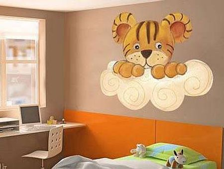 Comment décorer une chambre d'enfant ?
