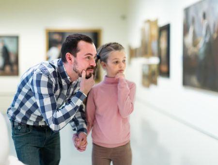 Comment intéresser ses enfants à l'art ?