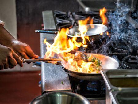 Cuisine : gare aux accidents domestiques !