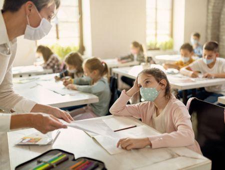 Confinement : les pédiatres appellent au maintien de l'ouverture des écoles