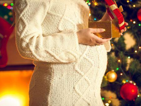 Noël : sélection de cadeaux pour femmes enceintes