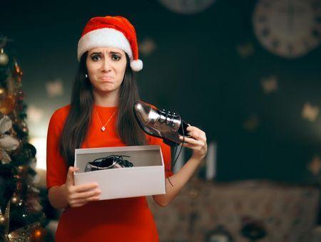 Je n'aime pas mon cadeau !