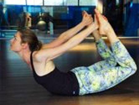 Stretching du dos - 3ème mois