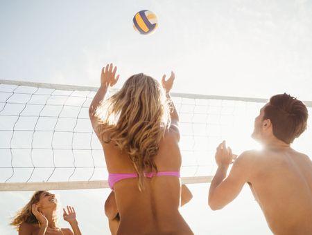 Sports de plage : gare à l'accident !