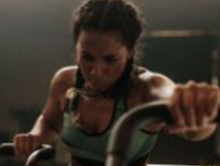 Le fitness dans le noir