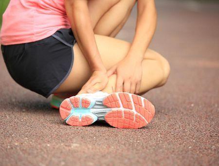 La contusion, un choc musculaire