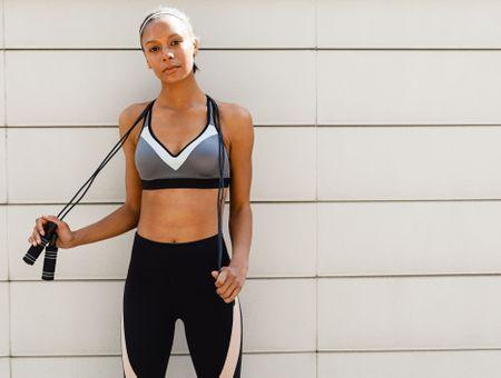Comment s'entraîner avec une corde à sauter ?