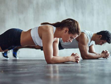 Les 10 meilleurs exercices de gainage