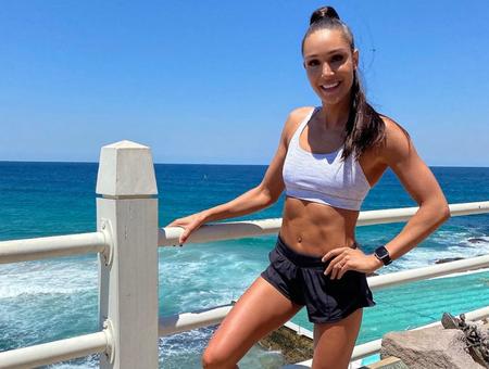 Kayla Itsines, la méthode fitness qui fait fureur