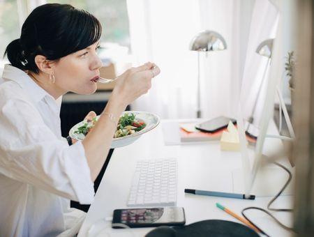 Confinement : 10 astuces pour ne pas prendre de poids