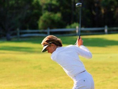 Le golf : une bonne préparation s'impose !