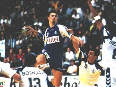 Le handball en pratique