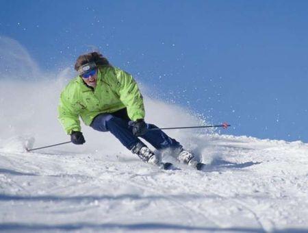 Vive le ski !