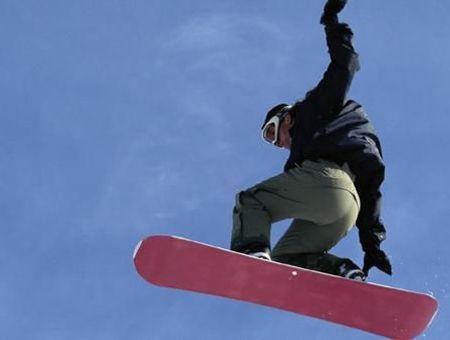 Plus fun, plus snowboard !