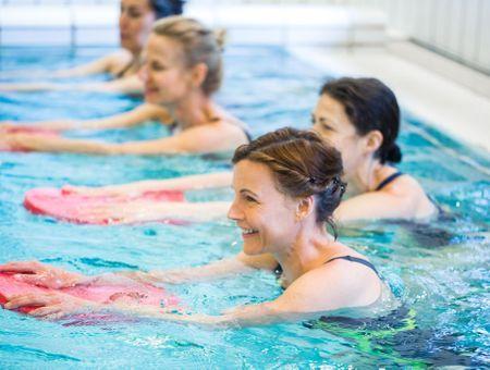 Aquacycling, aquadynamique... 4 sports aquatiques parfaits pour vous dépenser !