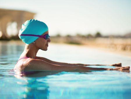 Les sports d'eau, le bien-être à gogo
