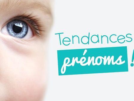 Tendance des prénoms en France - Fille et Garçon- Mai 2015