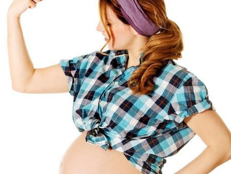 Les 10 superpouvoirs des femmes enceintes