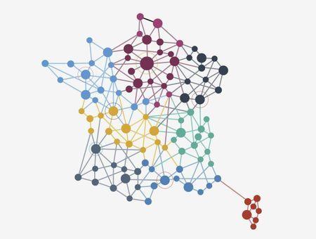 Les centres de PMA en France : Sud-Est