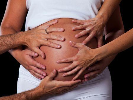 Grossesse : je n'aime pas qu'on me touche le ventre
