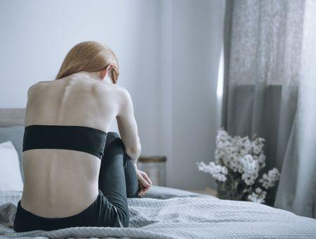 """""""L'anorexie est une maladie à part entière qui nécessite un soutien psychologique"""""""