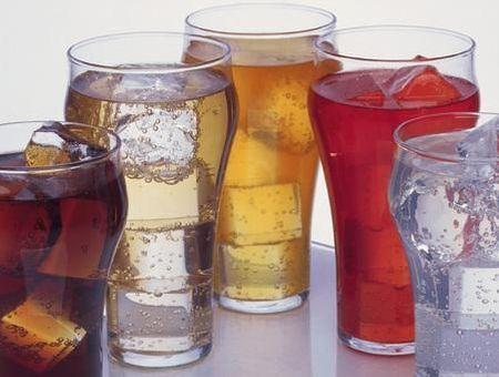 Zoom sur les boissons light