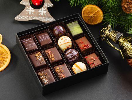 Craquez pour les plus beaux chocolats de Noël