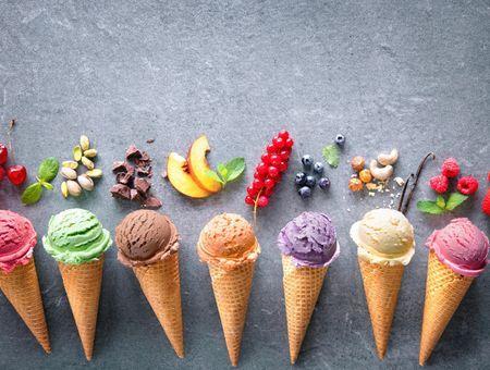 Glaces, sorbets… les recettes de l'été !