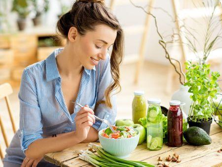 Bonnes résolutions : l'art de manger mieux et moins
