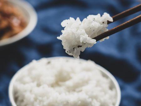 Tous les bienfaits du riz