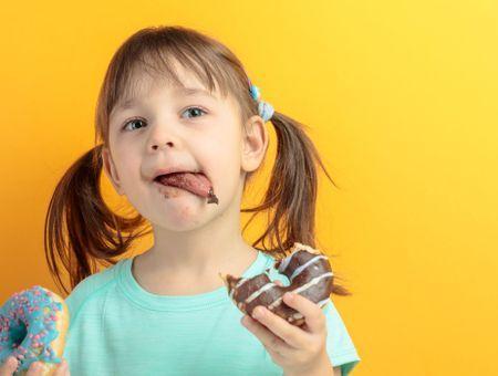 Mon enfant est accro aux sucreries