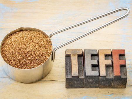 Le teff : une super-céréale au format mini