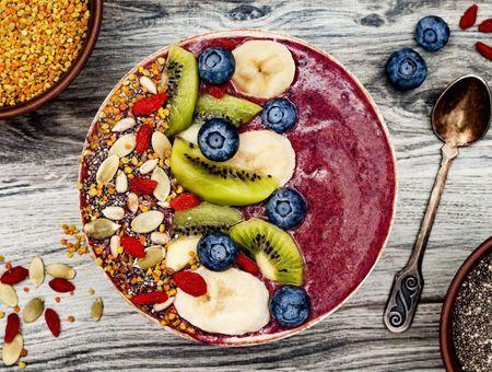 """Le smoothie bowl : un petit-déjeuner """"healthy"""""""