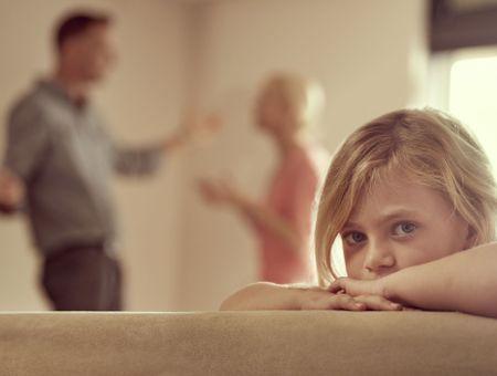 Couple : faut-il rester pour les enfants ?