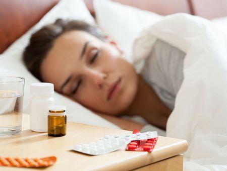 Antidépresseurs et sommeil