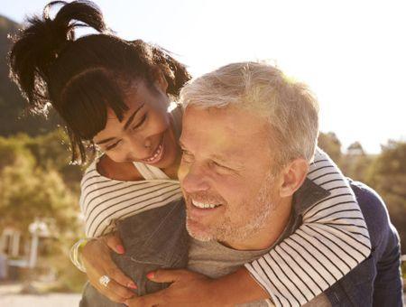 Les différences d'âge au sein des couples hétérosexuels en France