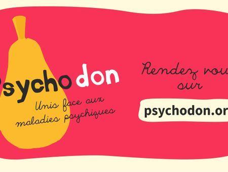 Santé mentale : 3 questions à Didier Meillerand, fondateur du Psychodon