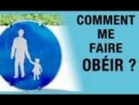 Comment se faire obéir par vos enfants ?