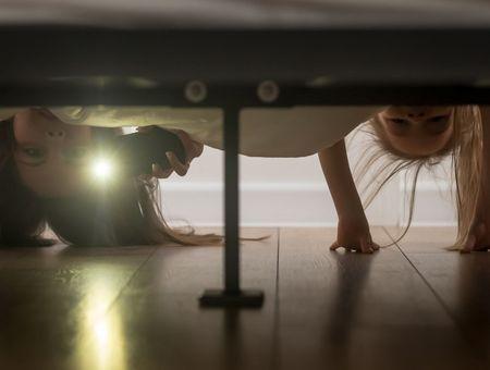 Comment bien réagir face aux peurs de l'enfant ?