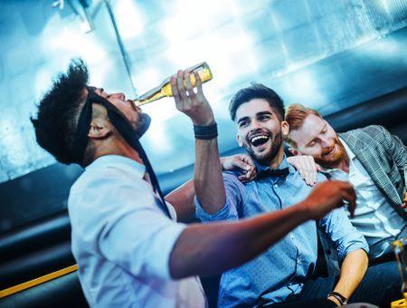 Alcool : le péril jeune !
