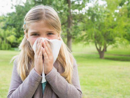 La météo peut-elle favoriser l'allergie ?