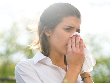 Rhinite allergique : attention à l'allergie aux graminées