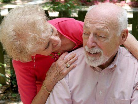 Maladie d'Alzheimer : comment continuer à communiquer avec un proche atteint ?