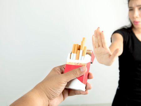 Les symptômes du sevrage tabagique